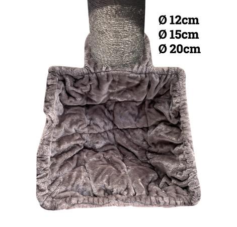 Hängematte Luxury Sleeper SQUARE XL 45cm Cappuccino