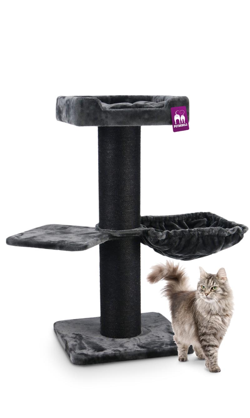 Cat tree Maine Coon 117 Pepper