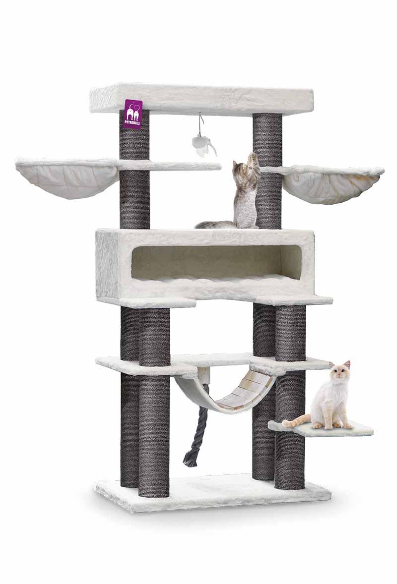 Cat tree Lookout 198 Cream