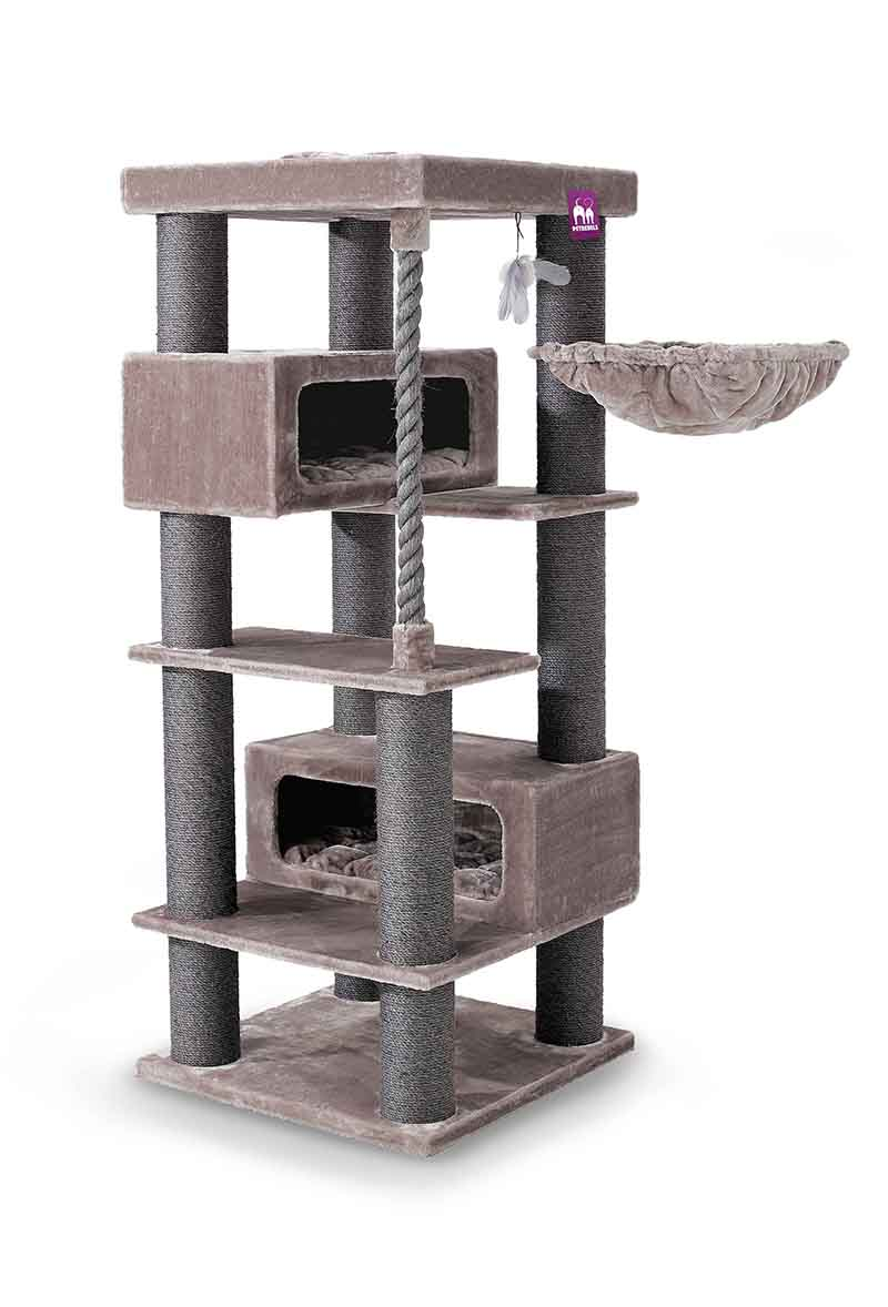 Cat tree Turnpike 190 Cappuccino