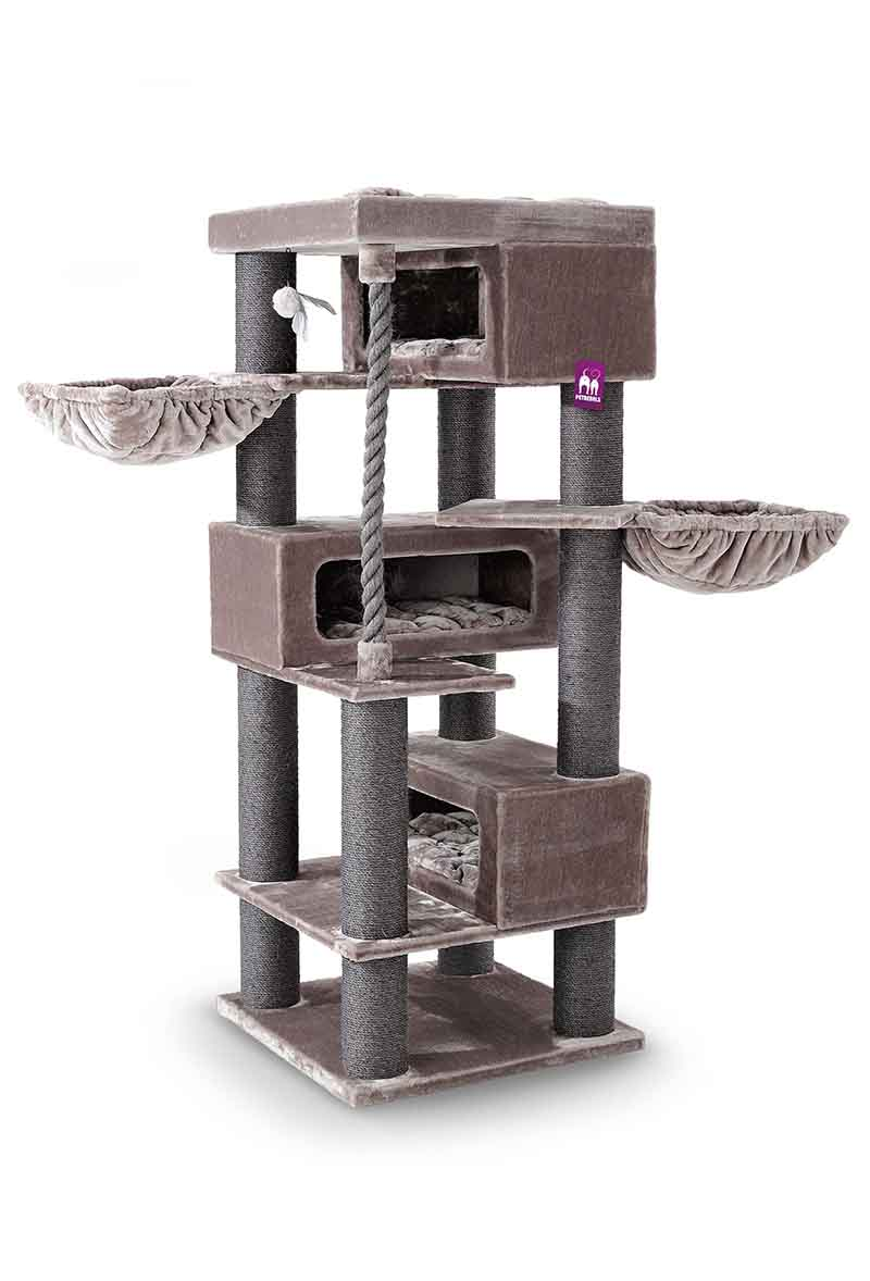 Cat tree Turnpike 200 Cappuccino